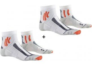 X-Socks pack de calcetines Marathon Energy