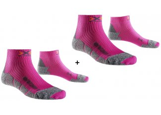 X-Socks pack de calcetines Run Discovery 2.1