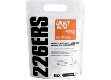 226ers Energy Drink - Mandarine - 0.5kg