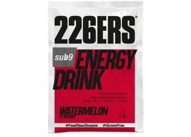 226ers Energy Drinks Sub9- Pastèque - 50 g
