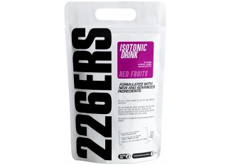 226ers Isotonic Drink - Frutos rojos - 1kg