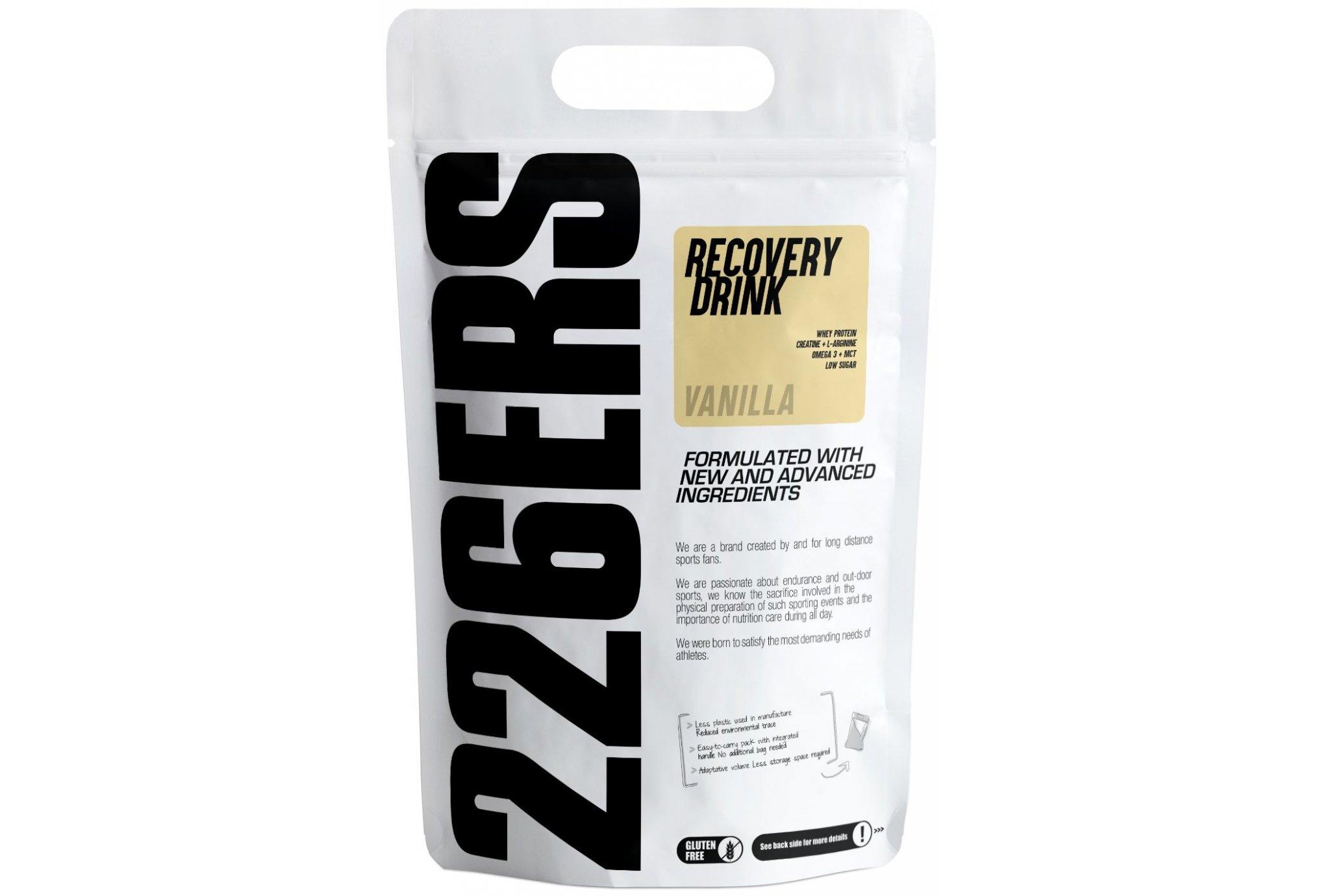 226ers Recovery Drink - Vanille - 1kg Diététique Protéines / récupération