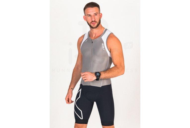 2XU Combinaison Zip Trisuit M