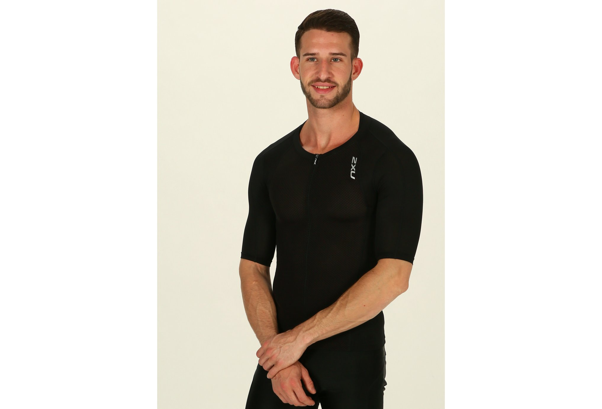 2XU Compression Sleeved M vêtement running homme
