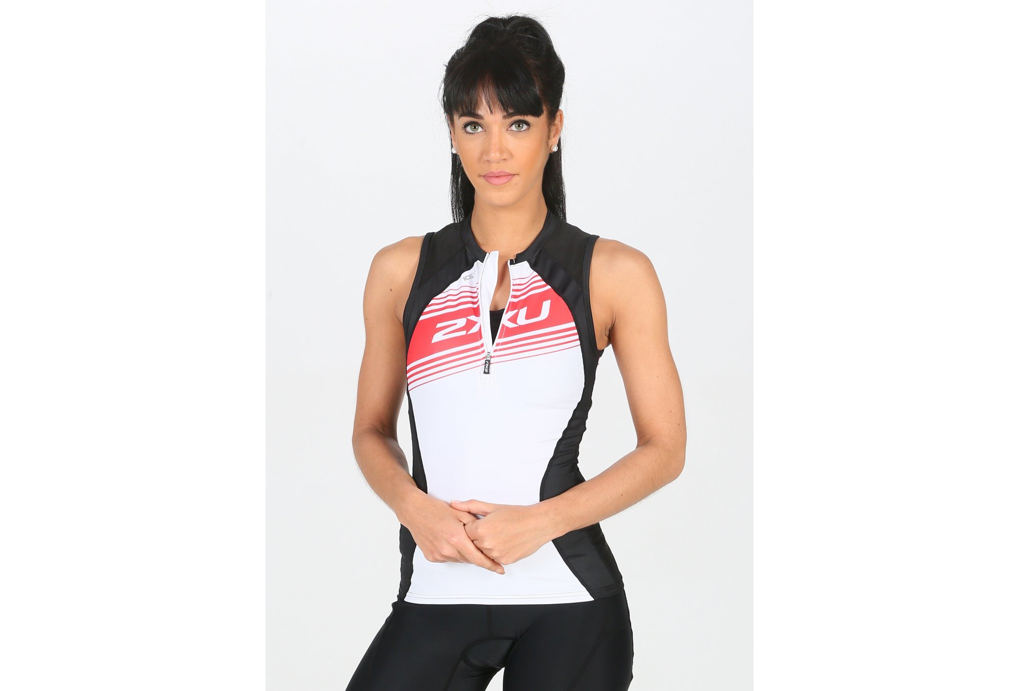 2xu Compression tri w vêtement running femme