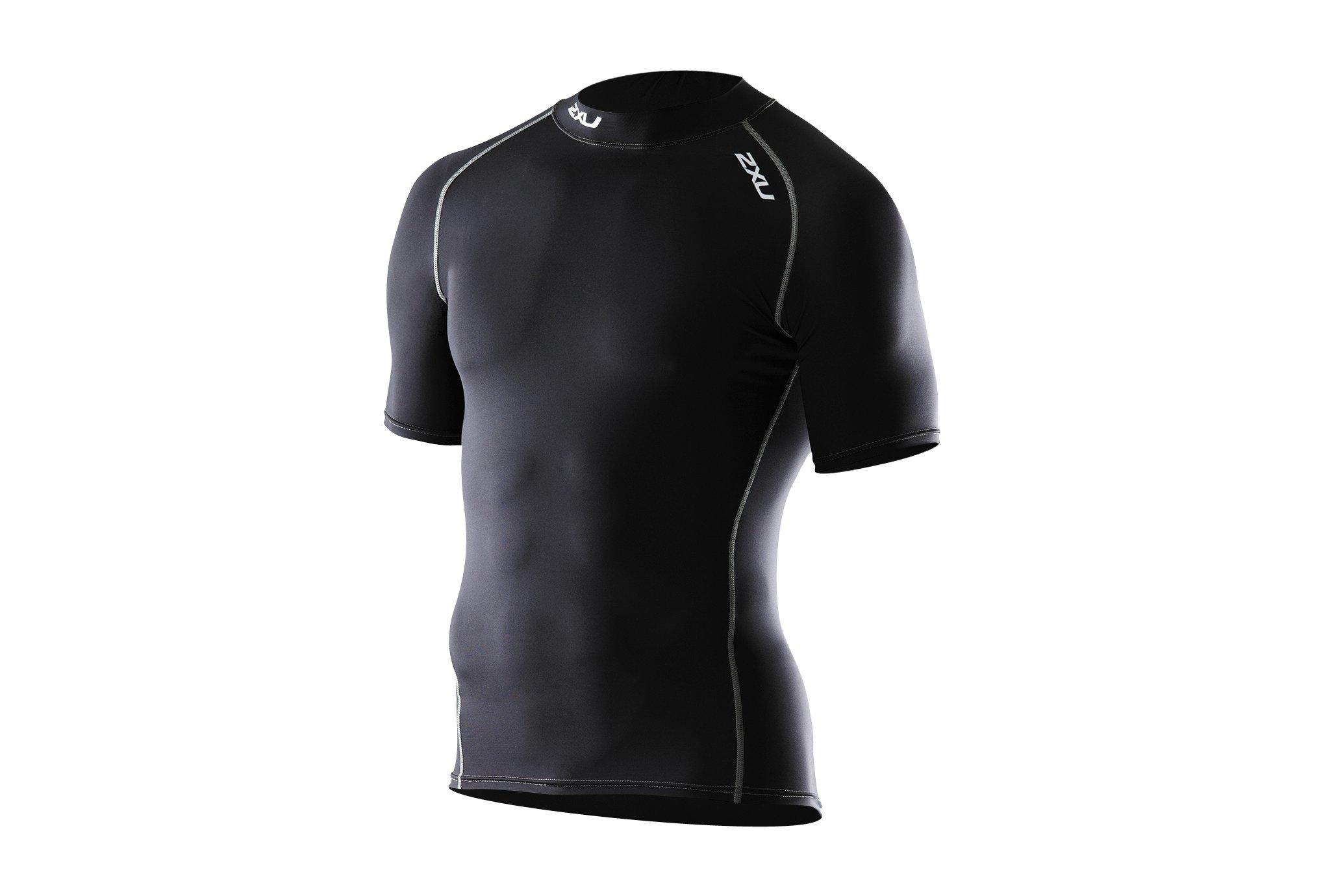 2xu Elite s/s perform compression m diététique vêtements homme