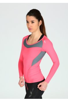 2XU Tee-Shirt L/S Xform Compression W