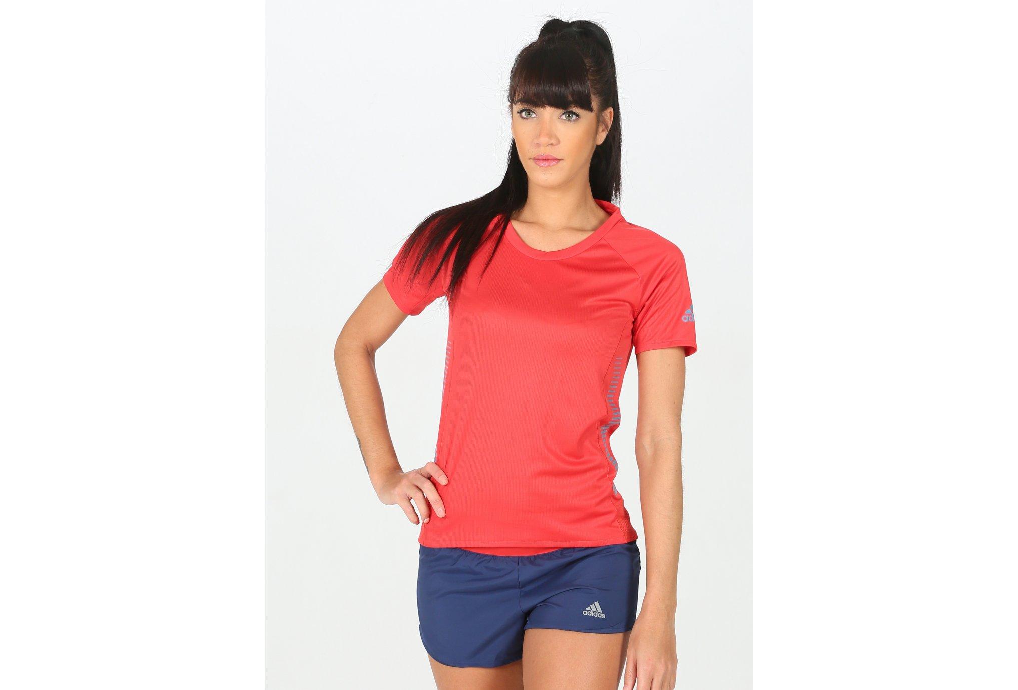 adidas 25/7 Rise Up N Run Parley W vêtement running femme