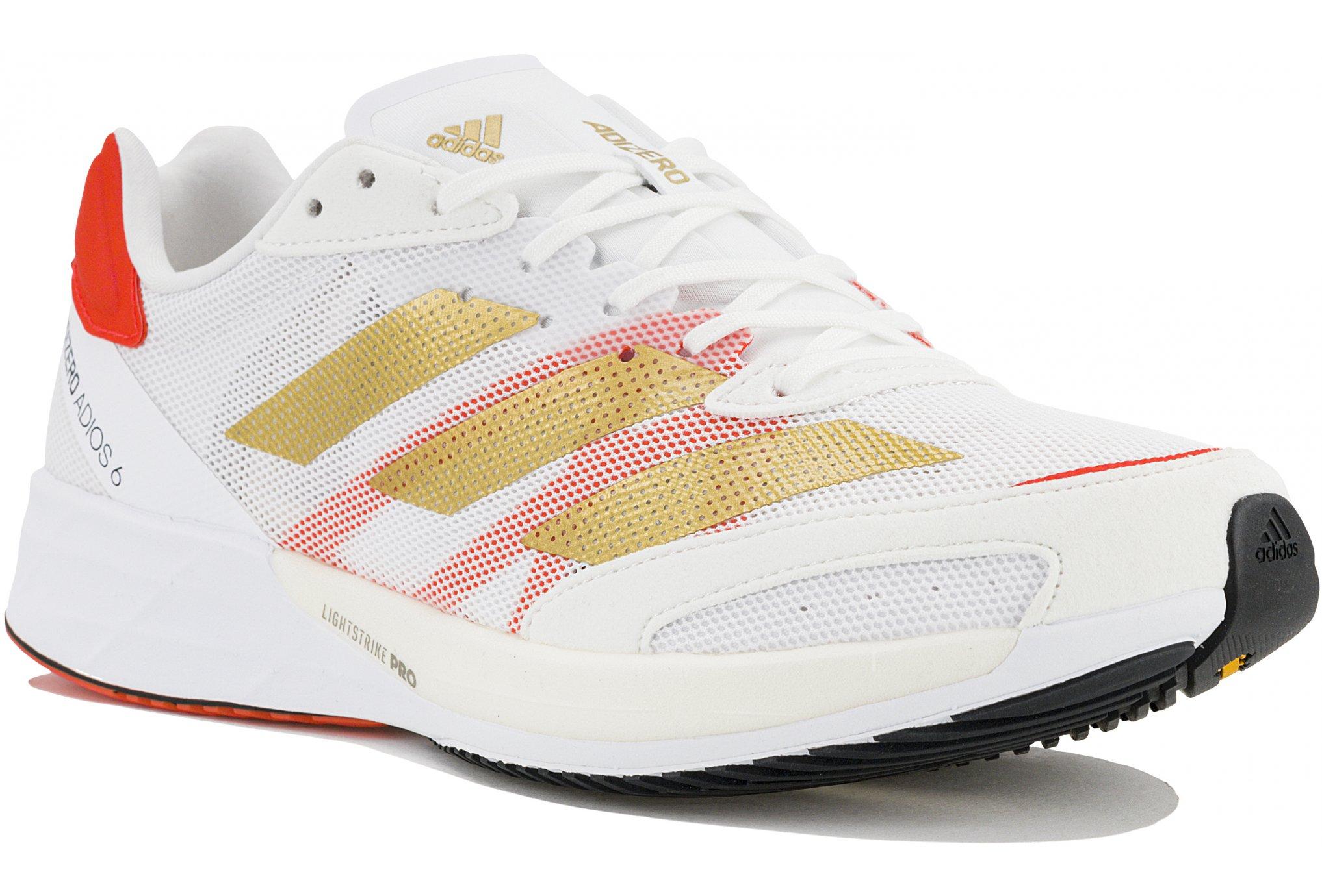 adidas adizero adios 6 Primegreen Tokyo W Chaussures running femme