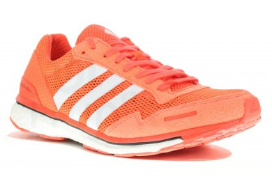 adidas adizero adios boost orange