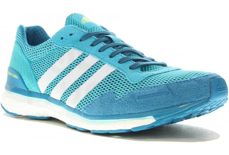 Zapatillas adidas De Running Adizero Adios 3 Azul