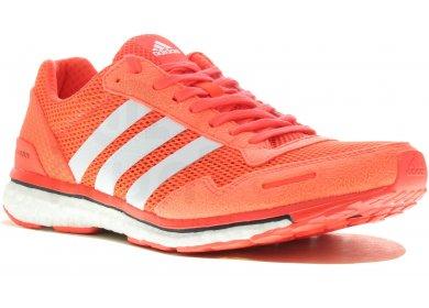 adidas adiZero Adios Chaussures running pour Femme Orange