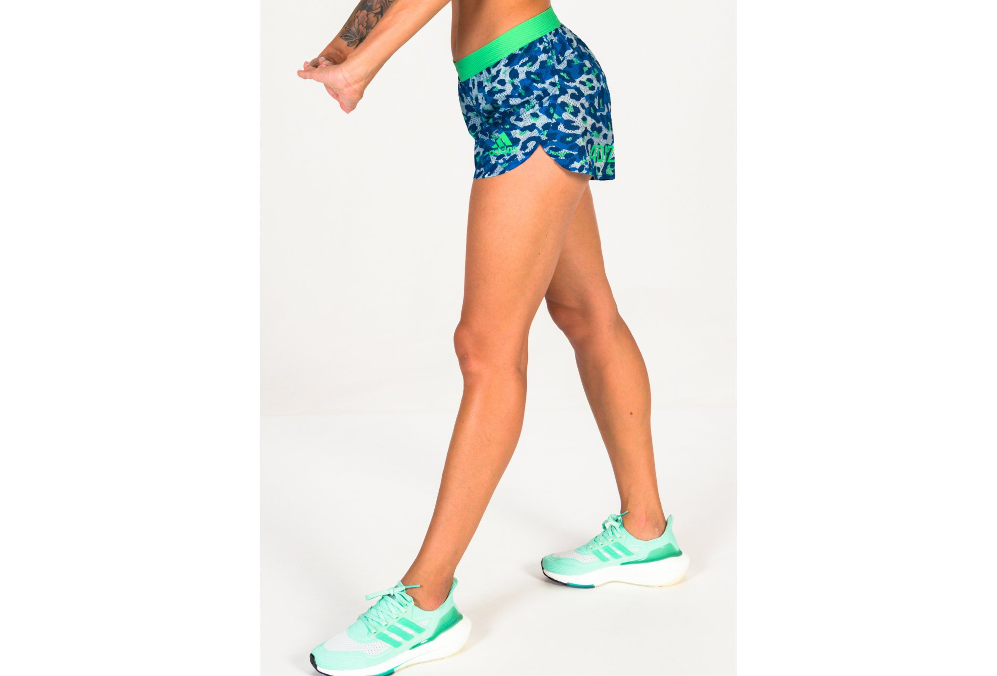 adidas adizero Split Primegreen W vêtement running femme