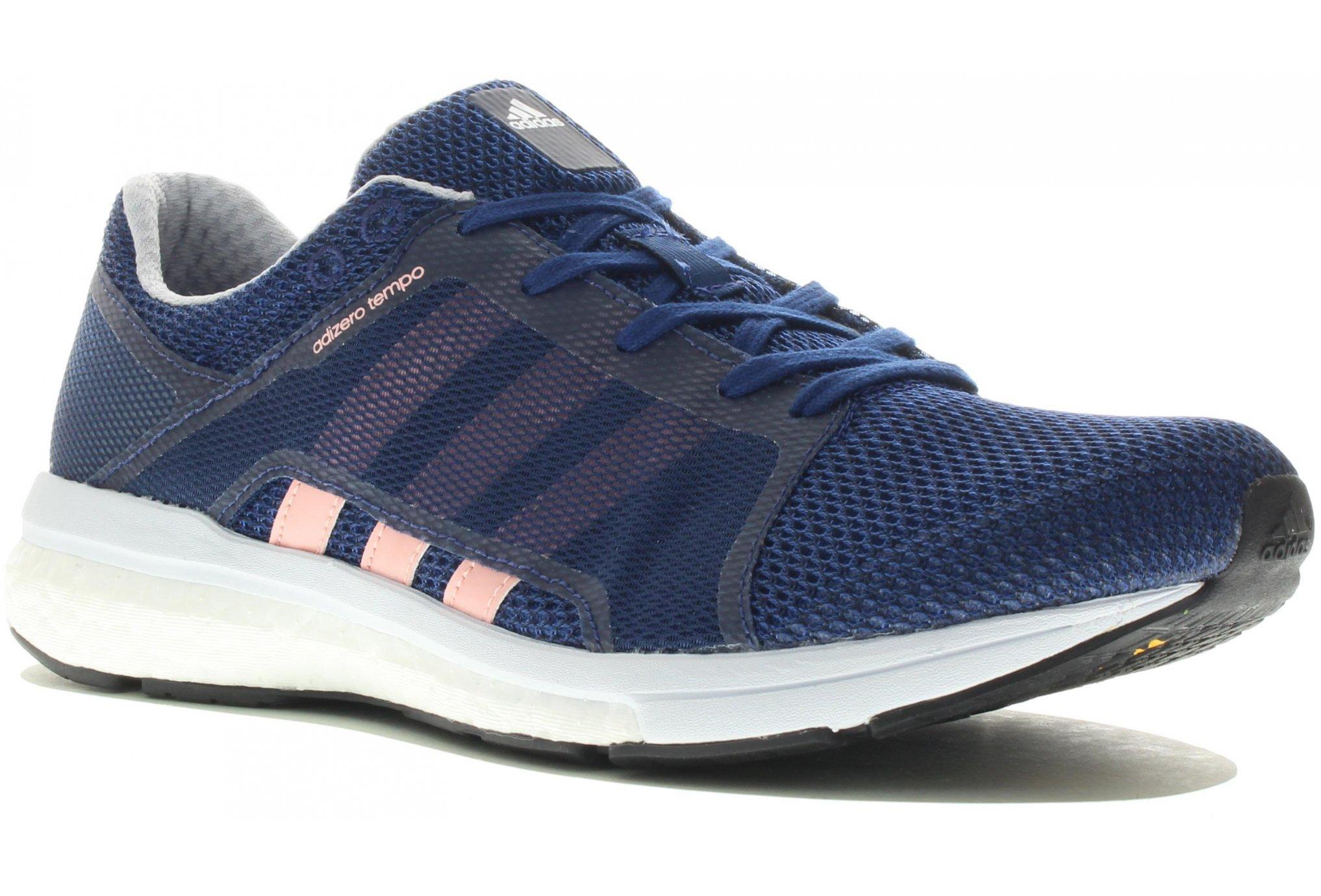 Adidas Adizero tempo 8 w diététique chaussures femme