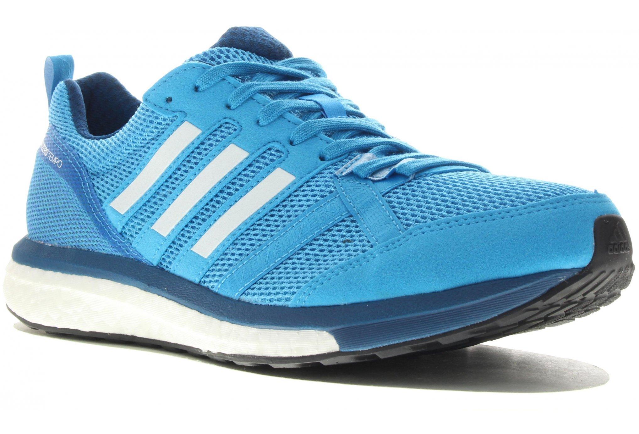 Adidas Adizero tempo 9 m diététique chaussures homme