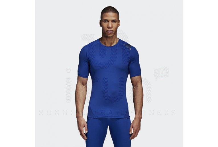 c65b8c611e8d1 adidas Camiseta manga corta Alphaskin Sport en promoción