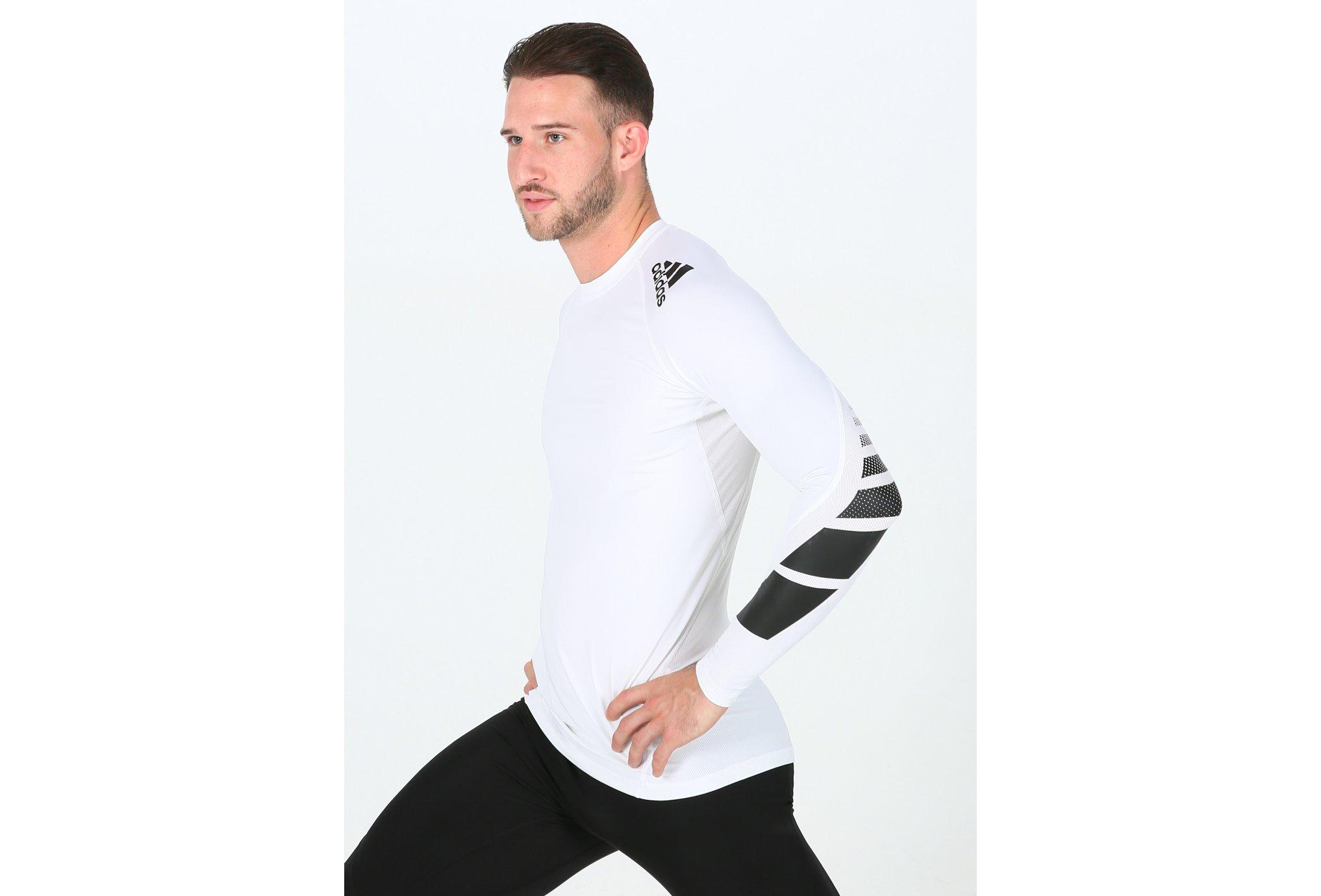 adidas Alphaskin Sport Moto M vêtement running homme