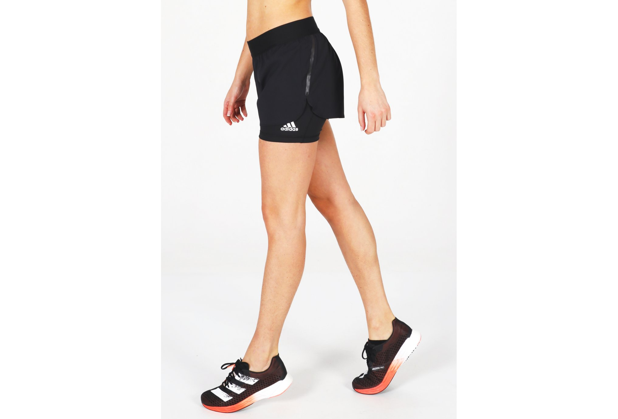 adidas Alphaskin Two-In-One W vêtement running femme