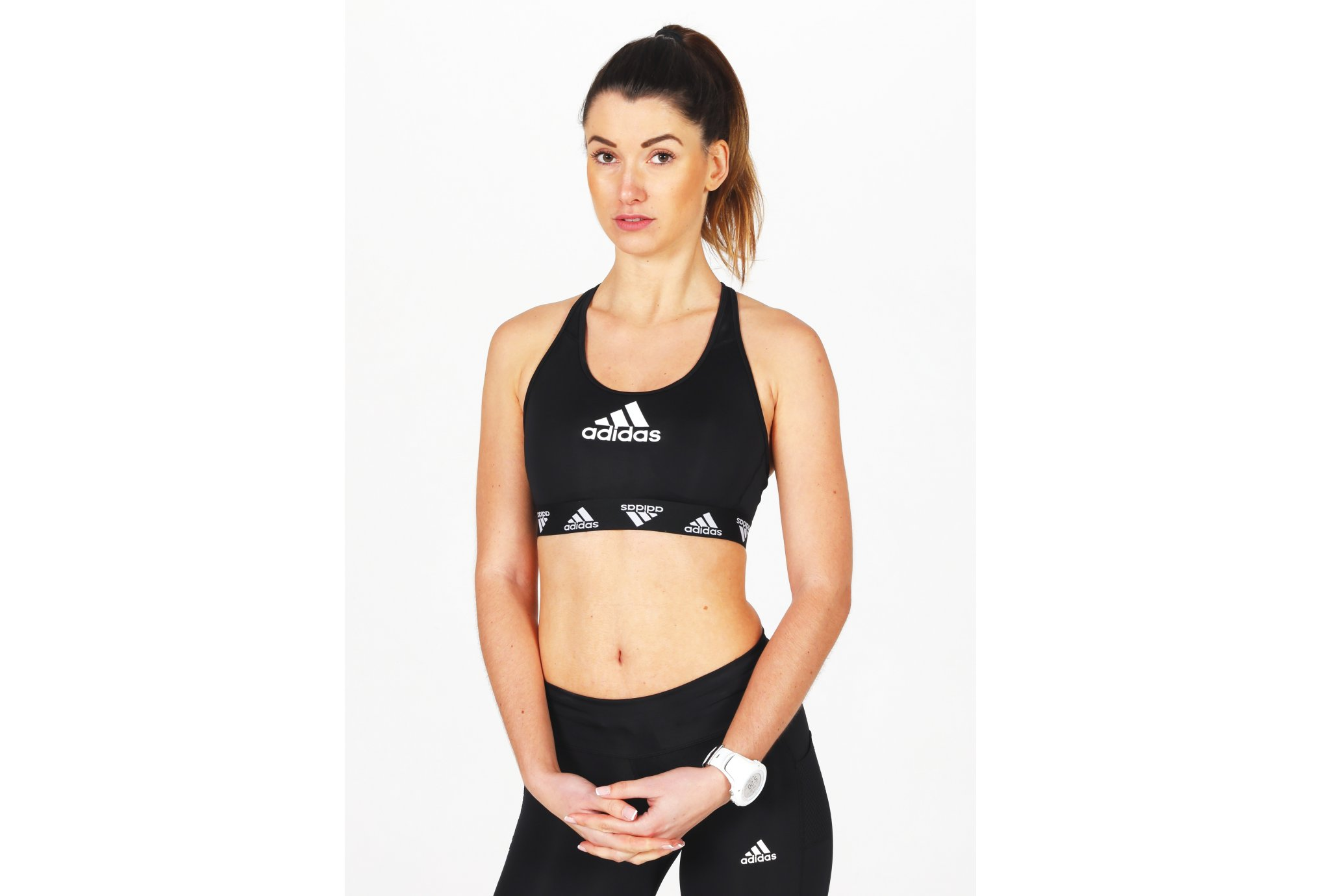 adidas Don t Rest Alphaskin Badge Of Sport vêtement running femme