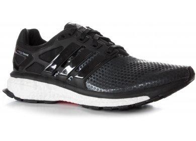 adidas Energy Boost M homme Noir pas cher
