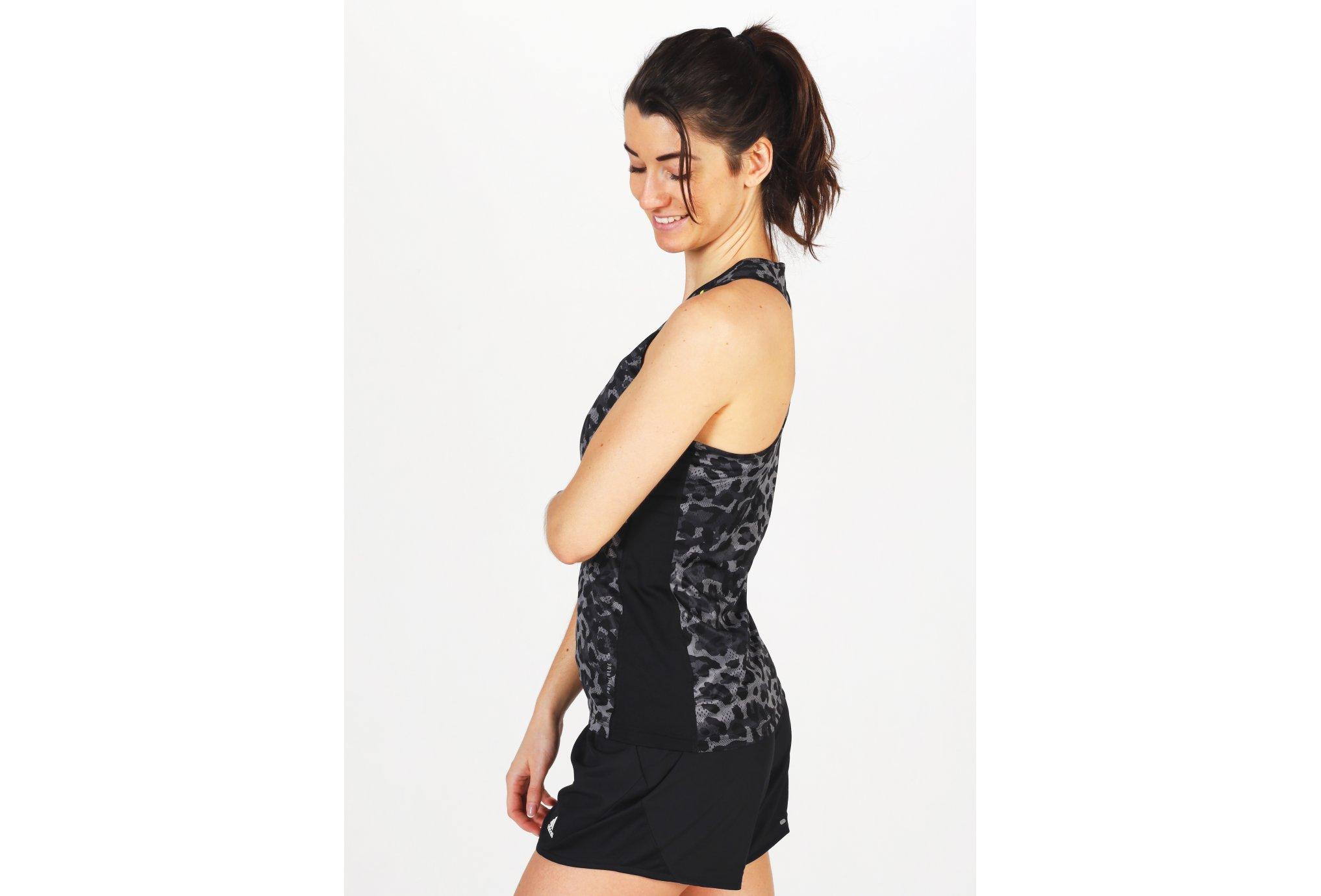 adidas Fast Primeblue Graphic W vêtement running femme