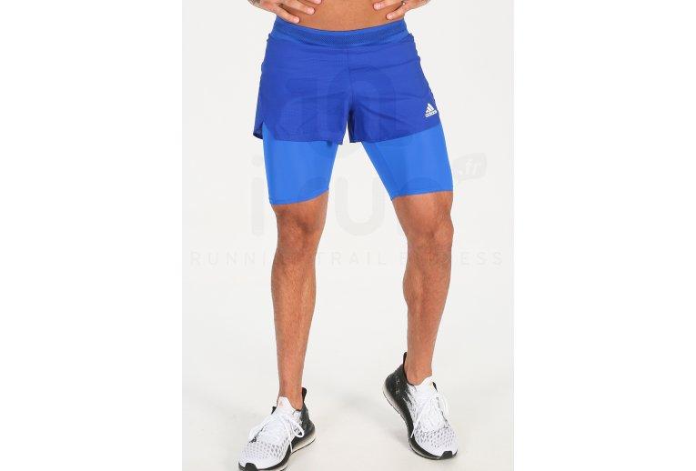 adidas pantalón corto HEAT.RDY