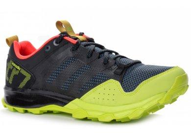 low priced f8697 e56f1 Adidas Kanadia 7 Tr GTX Bleu Chaussures homme Trail running