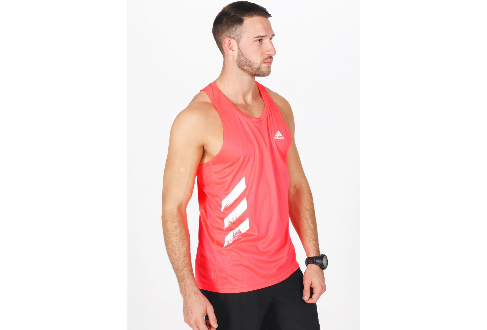 adidas Own The Run 3 -Stripes PB M vêtement running homme