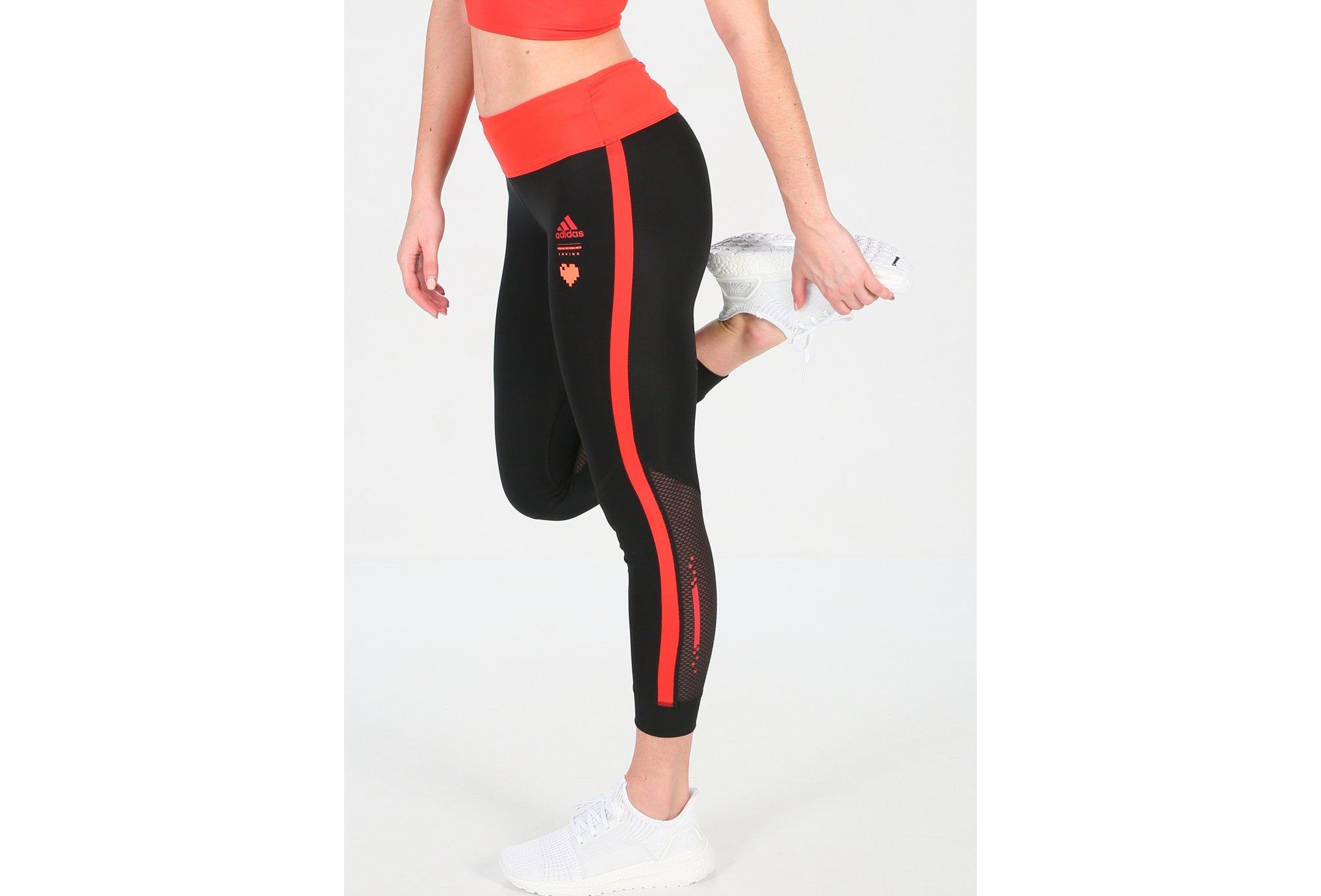 adidas Own The Run Valentine 7/8 W vêtement running femme