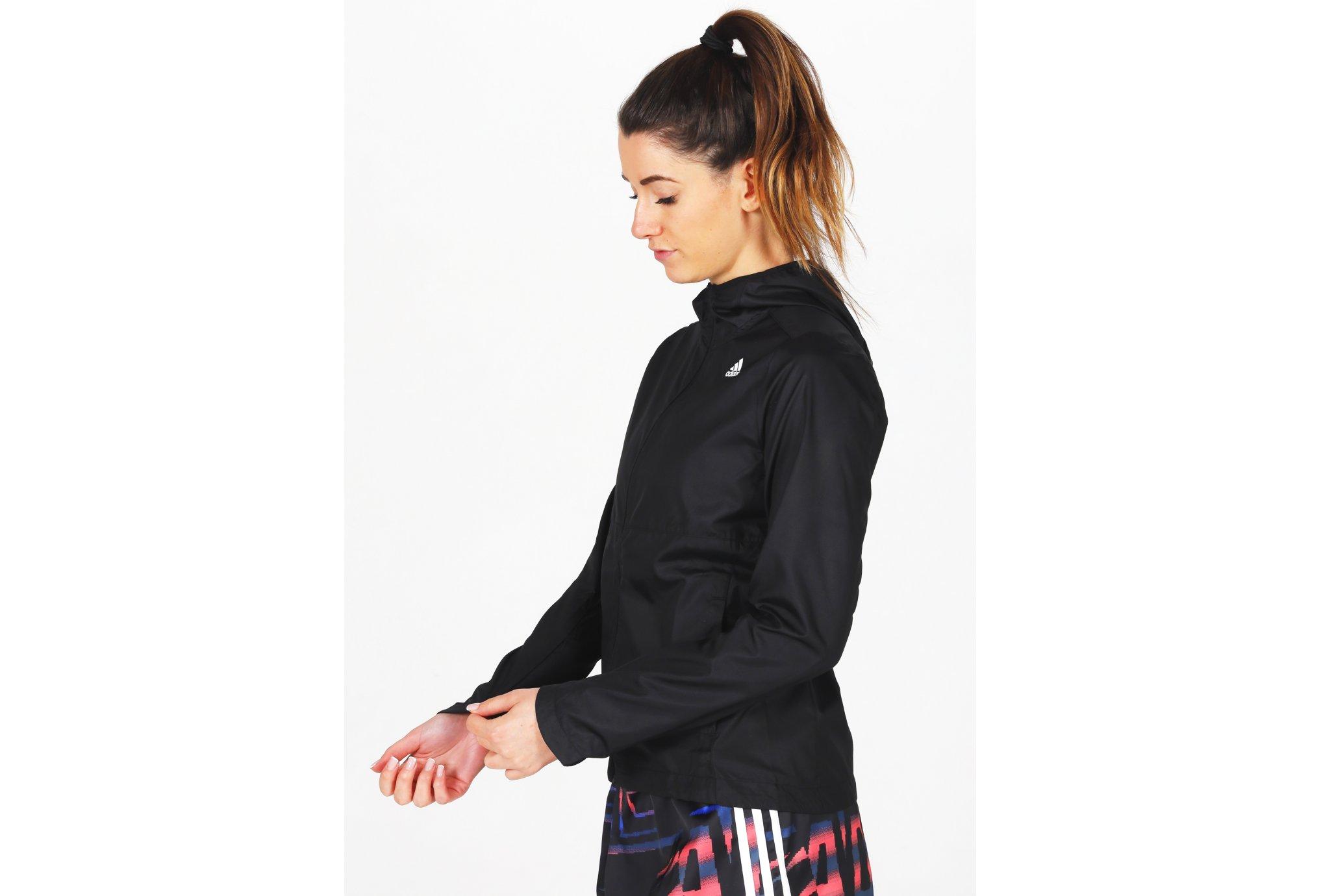 adidas Own The Run Wind W vêtement running femme