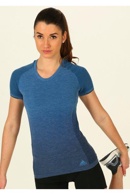 adidas Camiseta manga corta Primeknit Wool Dip-Dye