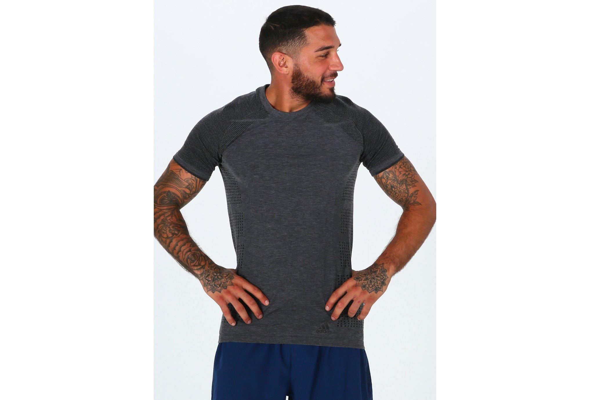 Adidas Primeknit m diététique vêtements homme