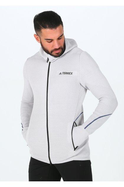adidas chaqueta Primeknit Mid-Layer
