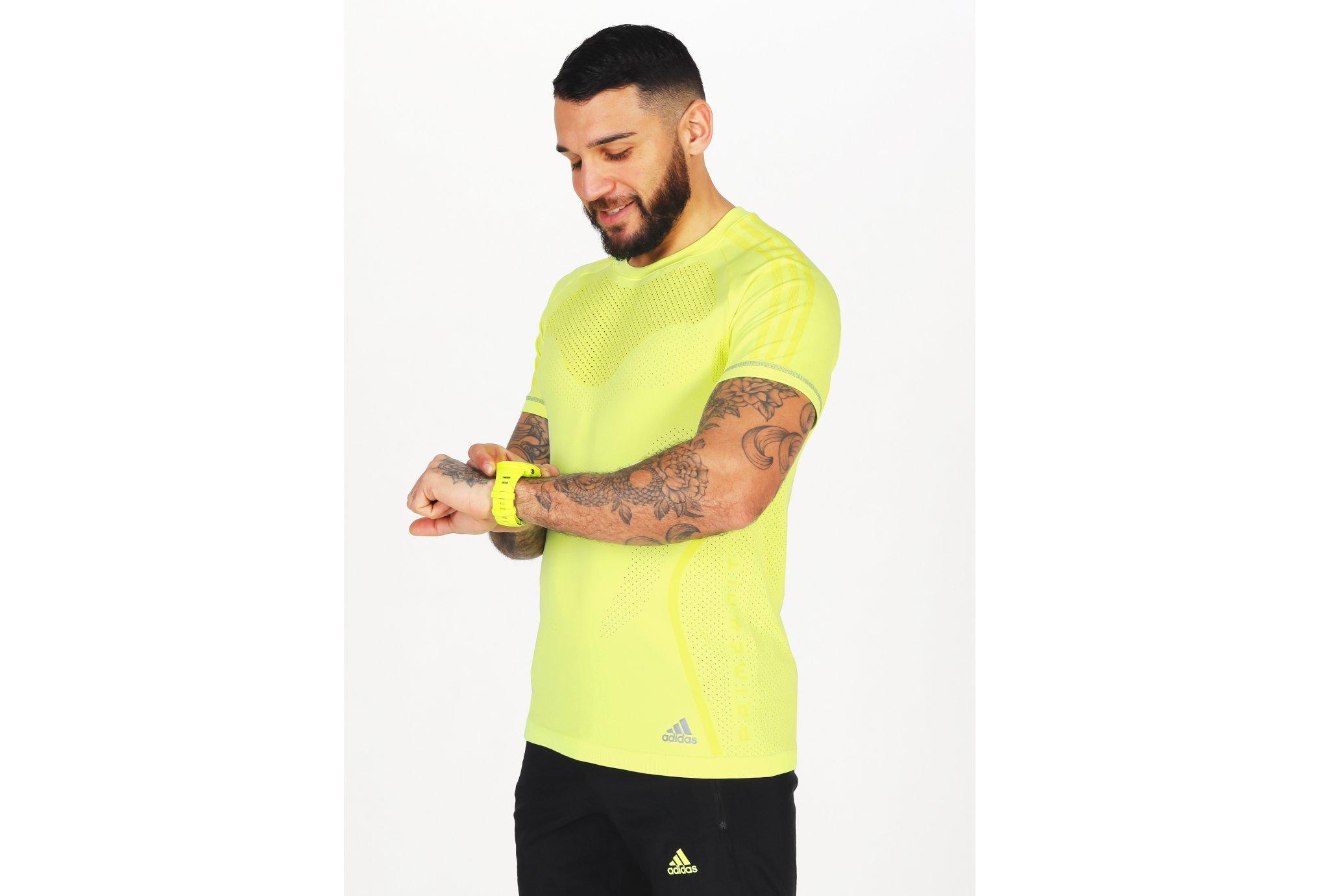 adidas Primeknit Primegreen M vêtement running homme