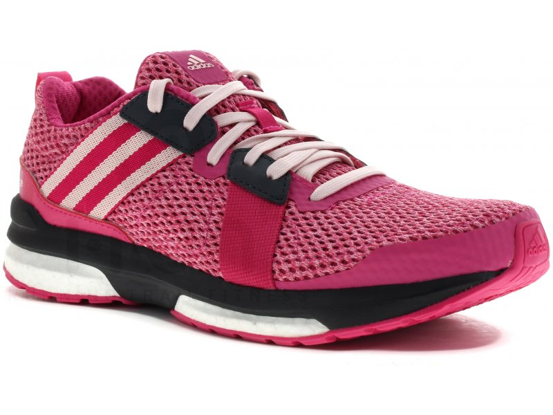 finest selection ebdba c6cb5 adidas Revenge Boost 2 W pas cher - Destockage running Chaussures femme en  promo
