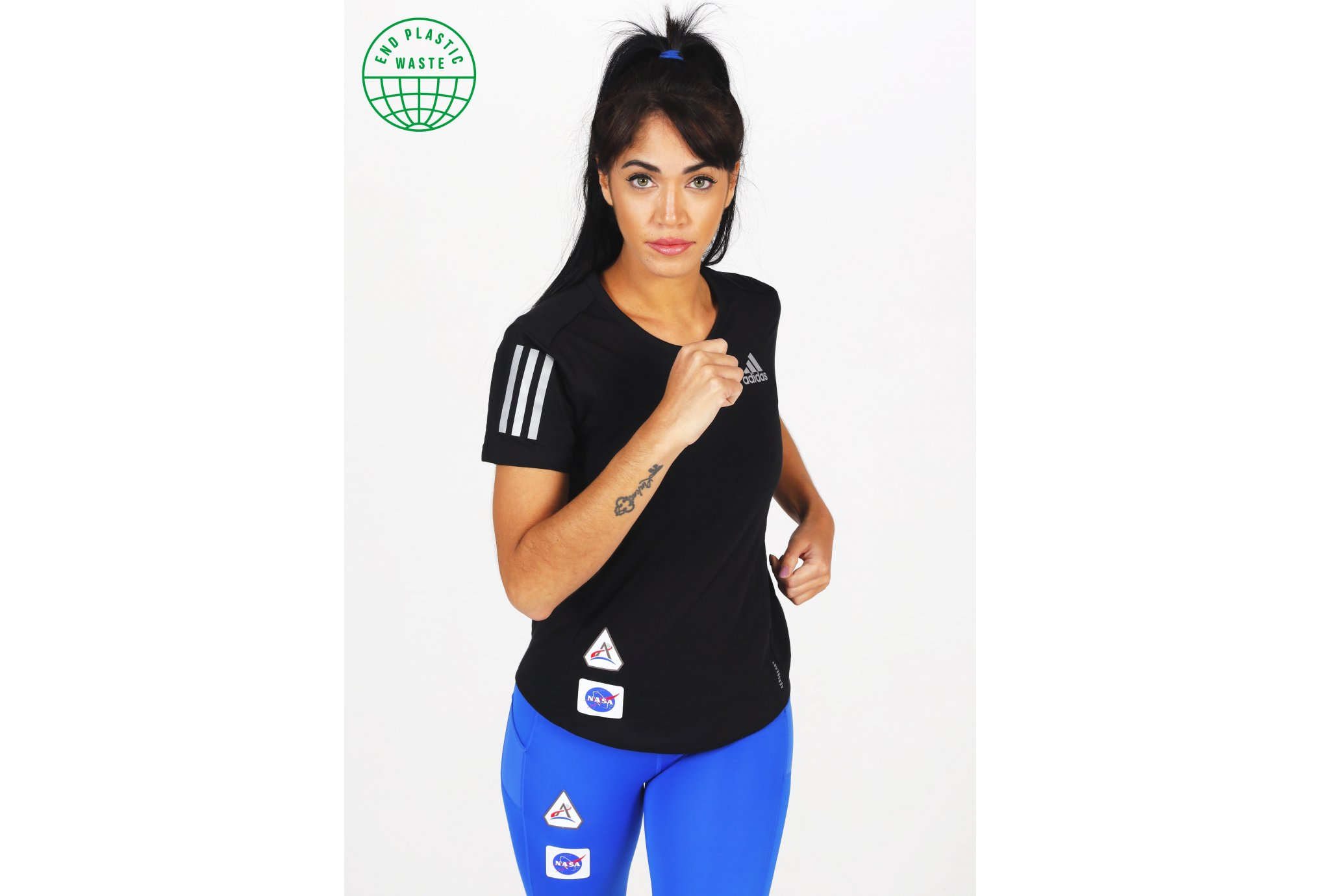 adidas Run It Space Race Primegreen W vêtement running femme