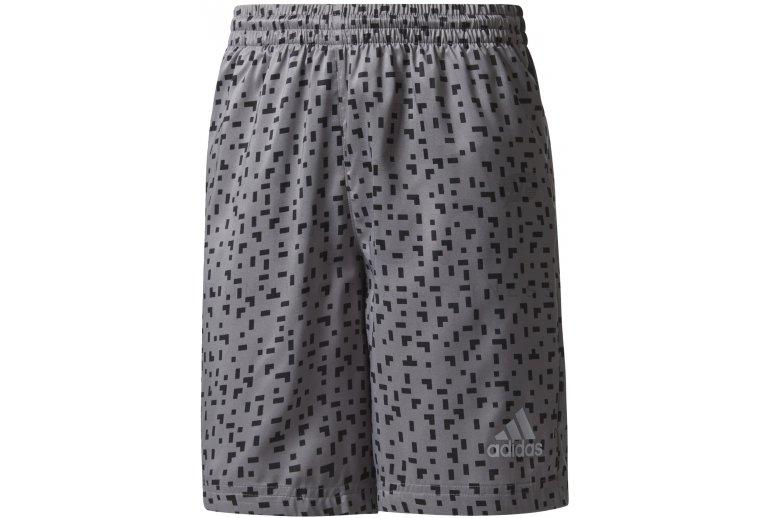 nuevo concepto 83415 c565e adidas Pantalón corto Running Junior