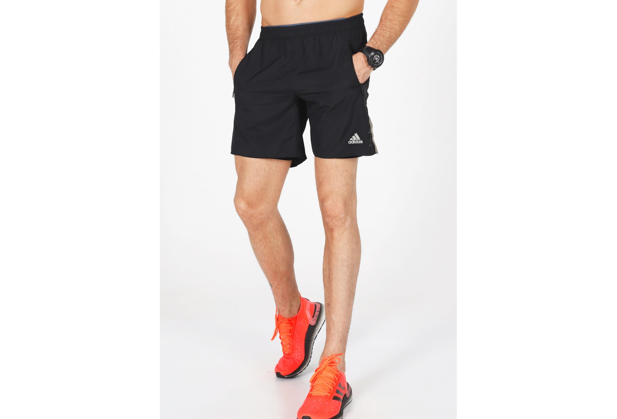 adidas Saturday Two-in-one Ultra M vêtement running homme