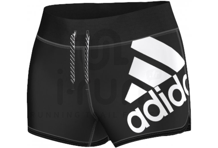 cosecha Matemático Federal  adidas Pantalón corto Essentials Logo en promoción | adidas Crossfit / Training  Mujer Gym / Fitness Pantalones cortos