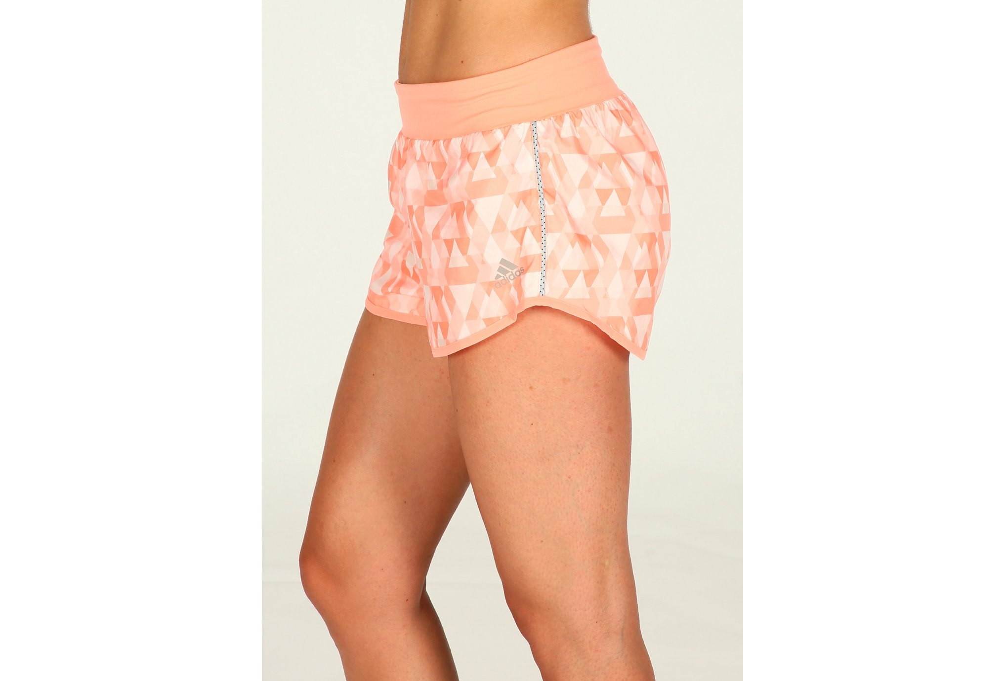 adidas Short Reversible Run W vêtement running femme
