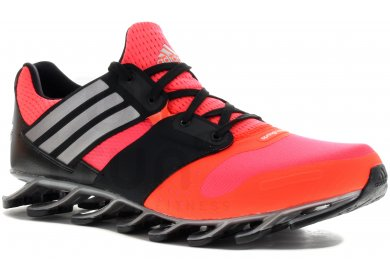 Cher Homme Adidas Solyce Orange M Springblade Pas rQshtd
