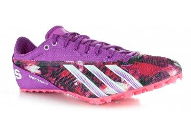 Adidas Cher Femme Pas 4 Rose Star Sprint W FcTlJK13