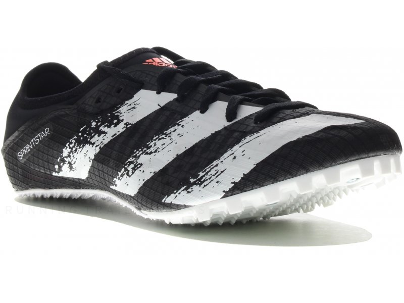Adidas - Sprint Star Homme, Noir (Noir/B