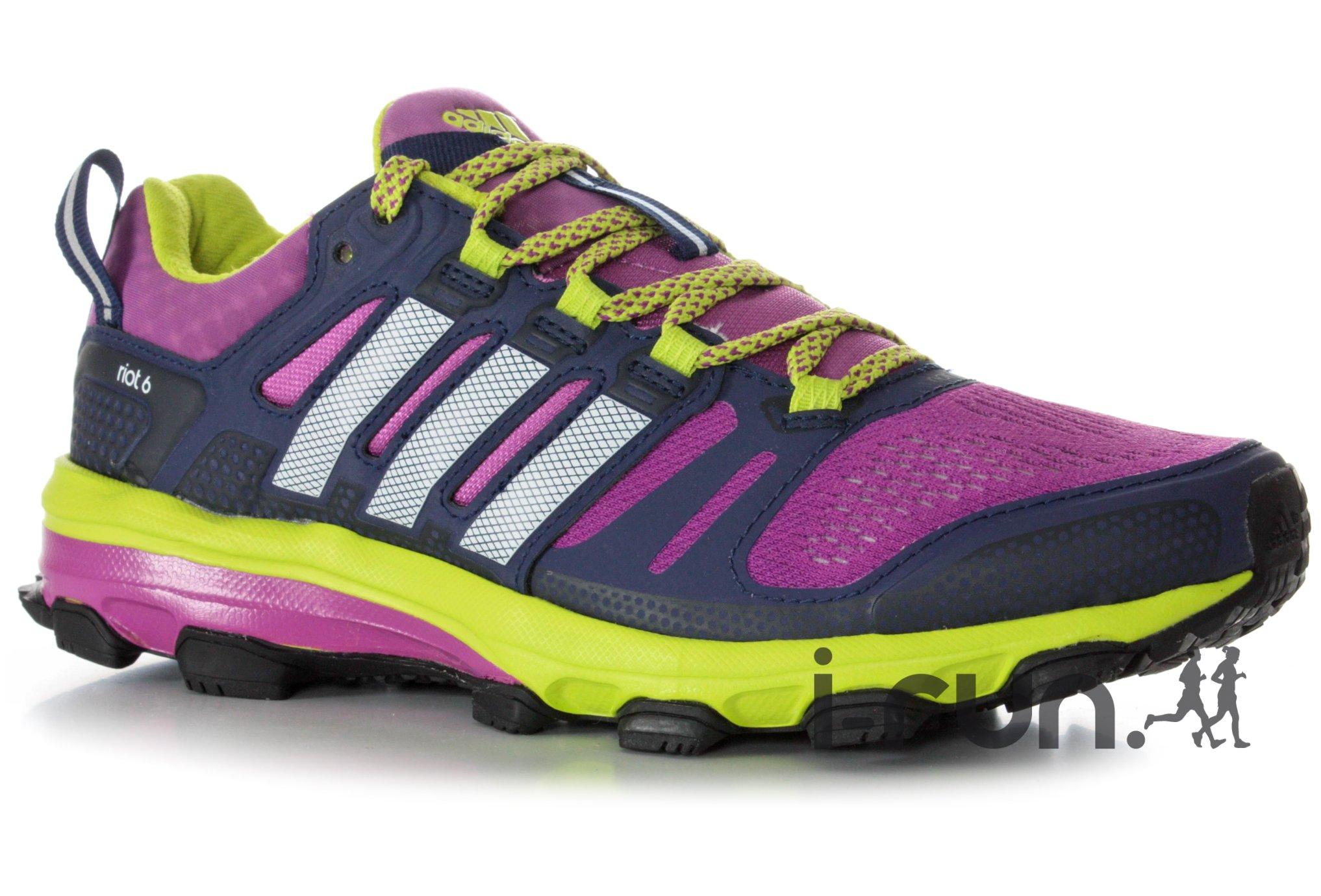 Adidas Supernova riot 6 w diététique chaussures femme