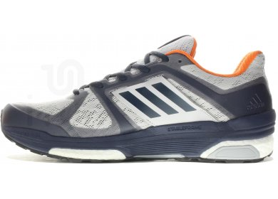 most popular latest outlet on sale adidas Supernova Sequence Boost 9 M homme Gris/argent pas cher