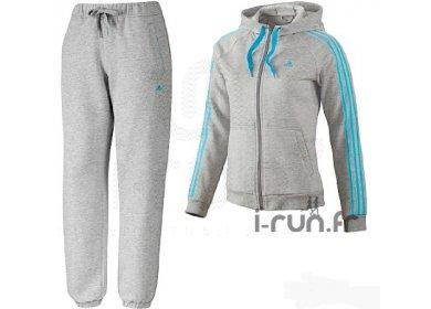 9a88cb77367b6 adidas Survêtement Emma Suit W pas cher - Vêtements femme running ...