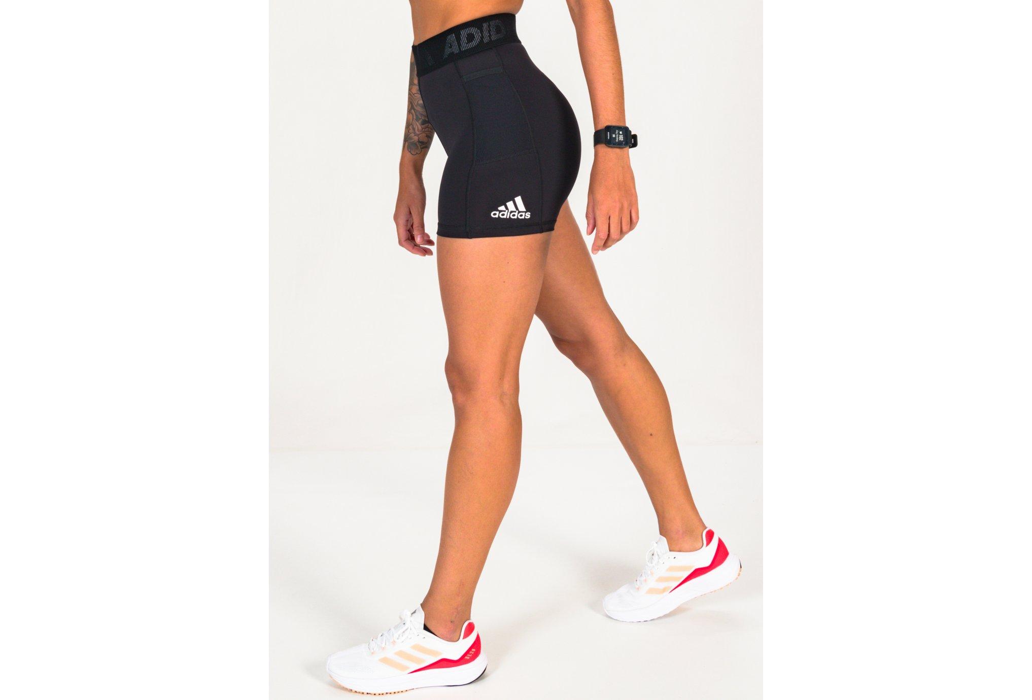 adidas Techfit Badge of Sport Primegreen W vêtement running femme