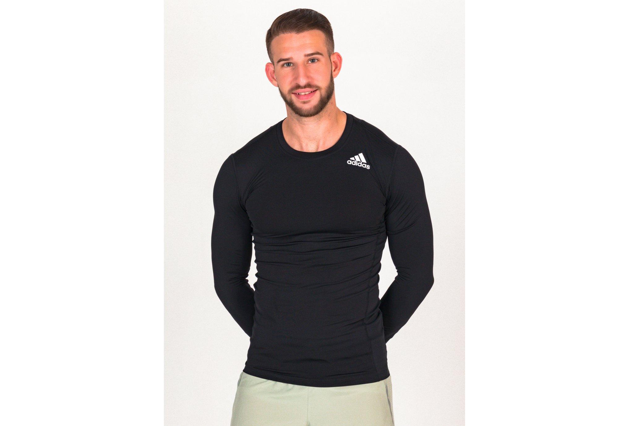 adidas Techfit Primegreen M vêtement running homme