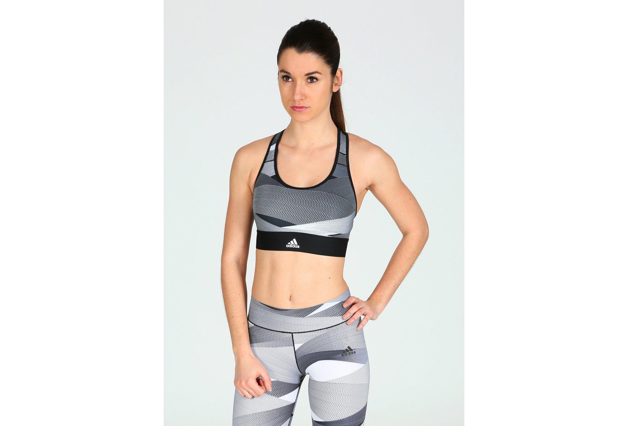 adidas Techfit Printed Diététique Vêtements femme