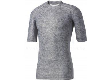 adidas Tee-Shirt 3/4 Techfit Chill M